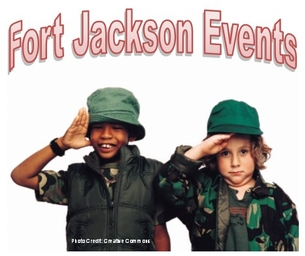 Fort Jackson Events (April 17-May 23)