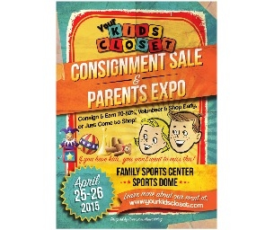 Consignment 101 & WIN PASSES  to the Your Kids Closet Presale Event!