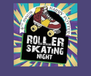 4th Annual Harry Potter Roller Skating Night