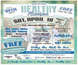 Healthy Nampa~Free Family Festival