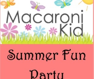 You are Invited to Macaroni Kid's Summer Fun Party!