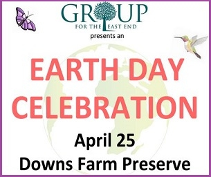 2nd Annual EARTH DAY CELEBRATION