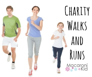 Get Fit For a Great Cause: Local Walk/Run Marathons for the Family!