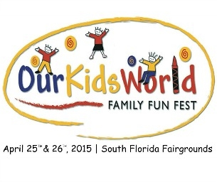 Our Kids World Family Fun Fest, April 25-26
