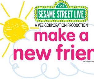 Sesame Street Live Coming To Albany-WIN Tickets!