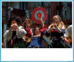 WIN Tickets to GA Renaissance Festival!