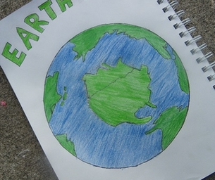 Don't Throw it away - Give it away! Earth Day Tip