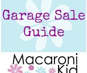 Garage Sale Guide