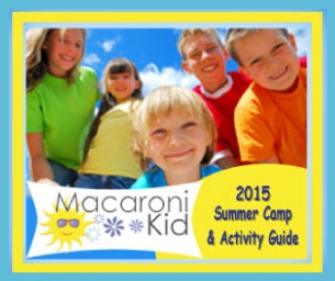 2015 Summer Camp & Activity Guide!