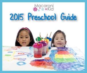 2015 Preschool Guide
