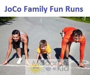 Family Fun Runs in Overland Park and Johnson County, Kansas