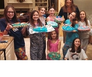 Donna's Caketastic Creations~ Occasion Cakes ~ Cake Decorating Parties