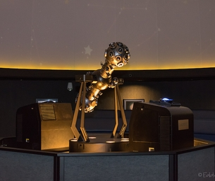 Shows for the Whole Family at Mt. SAC- Randall Planetarium