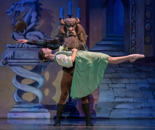 MK Giveaway! Inland Pacific Ballet Presents Beauty and the Beast