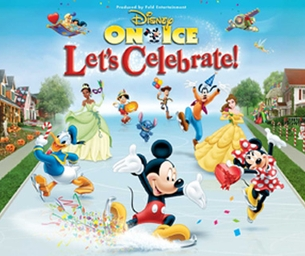 "Macaroni Kid Reviews ""Disney on Ice - Let's Celebrate!"""