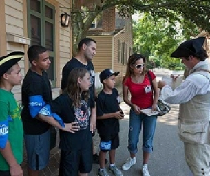 Pay for a Day & Get the Rest of the Year Free at Colonial Williamsburg