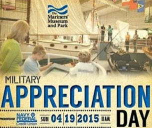 Military Appreciation Day at the Mariners' Museum