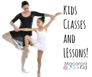 Kids Classes and Lessons in the Palm Beach Gardens - Jupiter Area