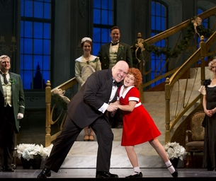 ANNIE will play April 21-25 at Bass Concert Hall in Austin.