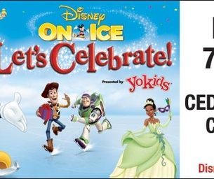 Disney On Ice presents Let's Celebrate! Presented by Stoneyfield YoKid