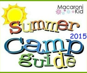 The 2015 Summer Camp Guide
