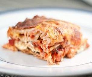 5-Ingredient Veggie Lasagna Your Kids Will Love