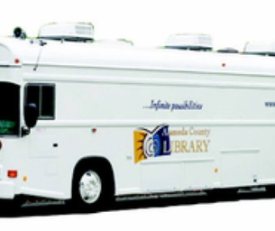 NEW SPRING BOOKMOBILE SCHEDULE!