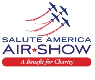 ENTER TO WIN:  Tickets to the Salute America Air Show on May 10