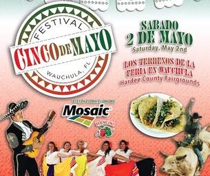 Wauchula Cinco De Mayo Festival