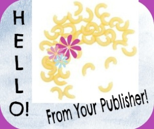 Hello from your Publisher!