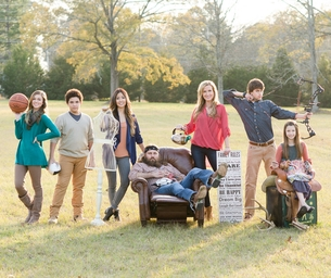 Duck Dynasty star unveils back to school line!