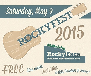 Save the Date ~ RockyFest 2015 ~ May 9th