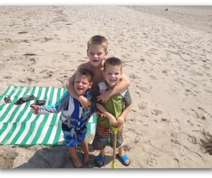 5 Favorite California Kid Friendly Beaches