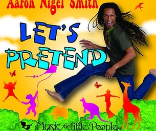 AARON NIGEL SMITH AND MUSIC FOR LITTLE PEOPLE