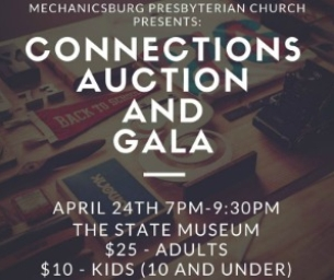 The Presbyterian Youth Connections Gala and Auction