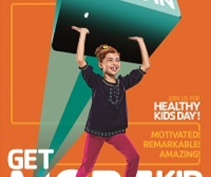 YMCA at Virginia Tech's Healthy Kids Day® on May 2nd