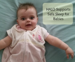 HALO SleepSacks Help Save My Sanity