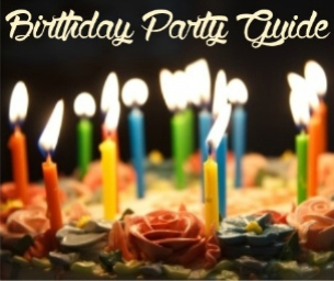 Local Birthday Party Ideas for All Ages!