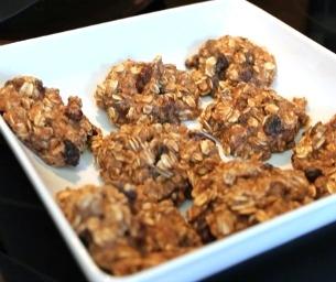 On-the-Go Healthy Breakfast COOKIES!