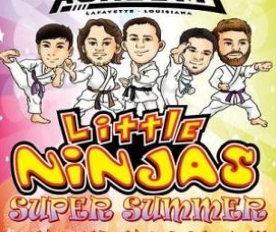 Gladiators Academy Martial Arts Super Summer Camp