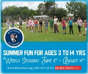 Rosarian Academy's Summer Youth Programs