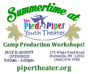 Summer Camp: Pied Piper Youth Theater