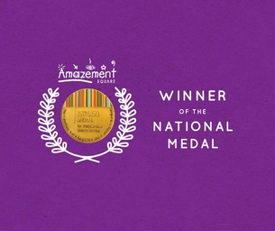 Amazement Square Announced as 2015 Recipient of National Medal