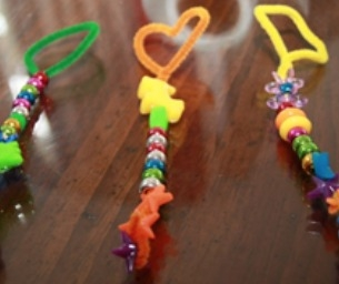Macaroni Made: Make Your Own Bubble Wand