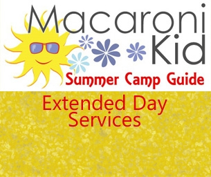 Extended Day Services Camp