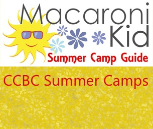 CCBC Summer Youth Camps