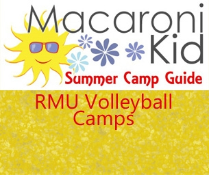 RMU Volleyball Camps