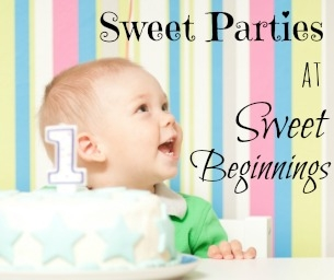 Sweet Beginnings A Sweet Place for Parties and More!