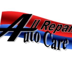 ALL REPAIR AUTO CARE!!! My new favorite mechanic.