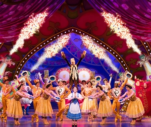 WIN 4 TIX: Disney's Beauty and the Beast